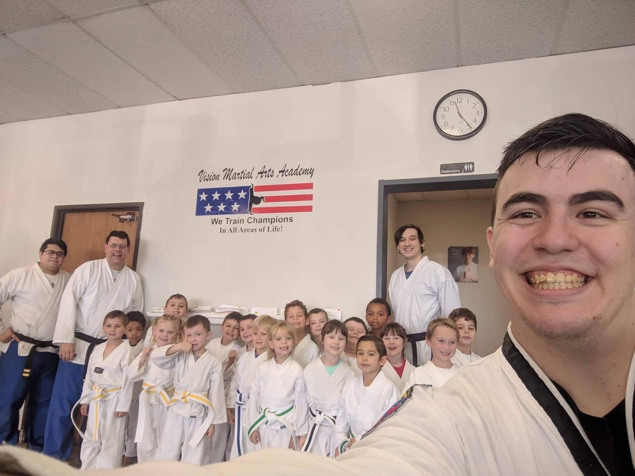 Oklahoma's Top Rated Local® Martial Arts Award Winner: Vision Martial Arts Academy