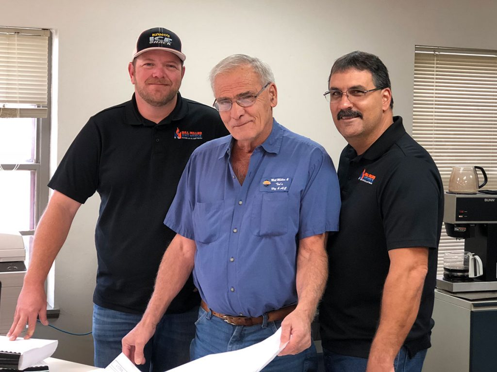 Oklahoma's Top Rated Local® HVAC / Heating and AC Award Winner: Bill Miller And Noble Heating & Air Conditioning