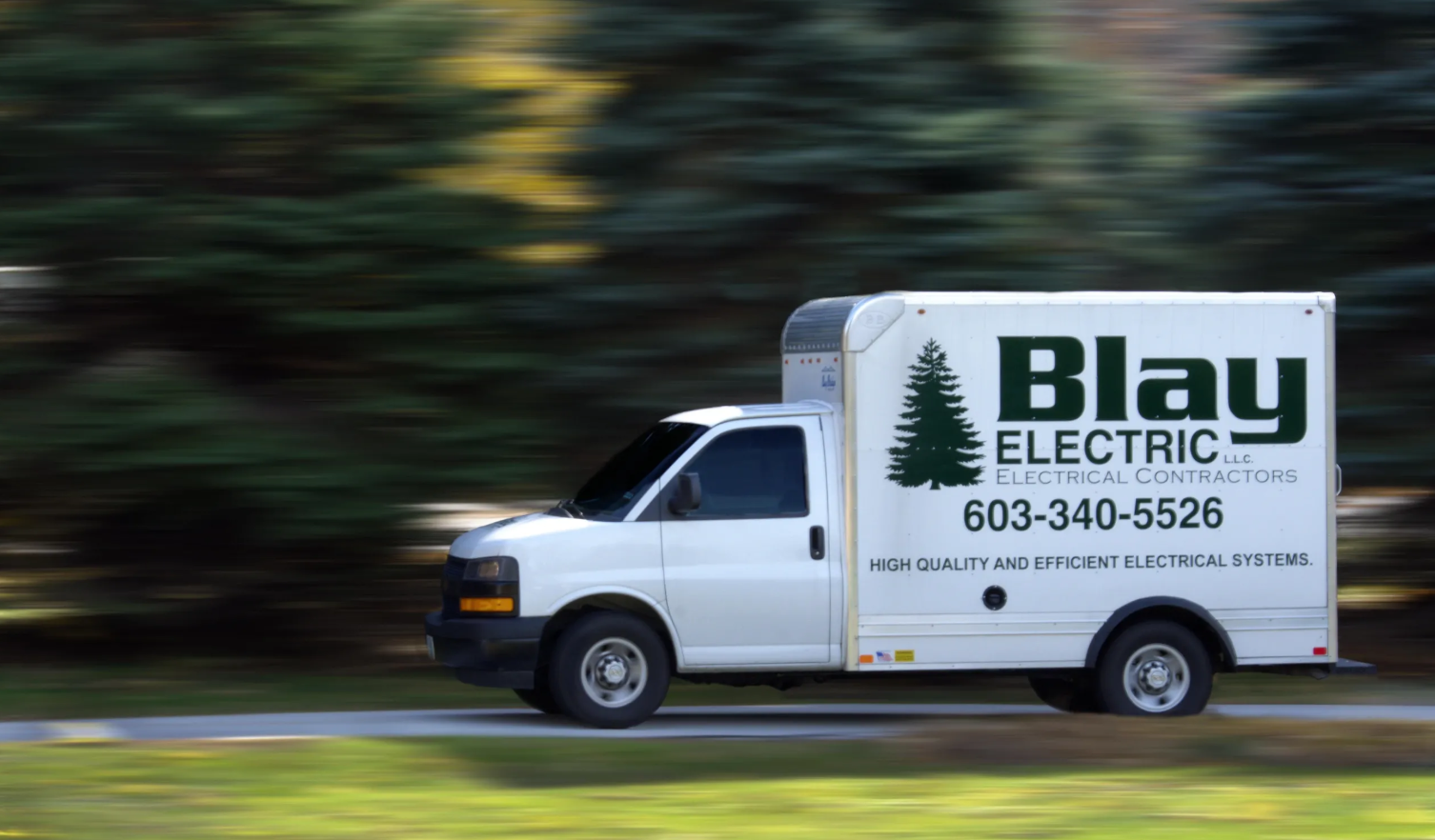 New Hampshire's Top Rated Local® Electricians Award Winner: Blay Electric