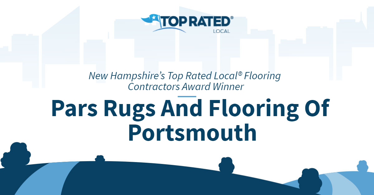 New Hampshire's Top Rated Local® Flooring Contractors Award Winner: Pars Rugs And Flooring Of Portsmouth