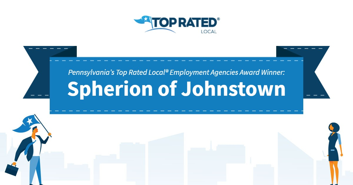 Pennsylvania's Top Rated Local® Employment Agencies Award Winner: Spherion of Johnstown