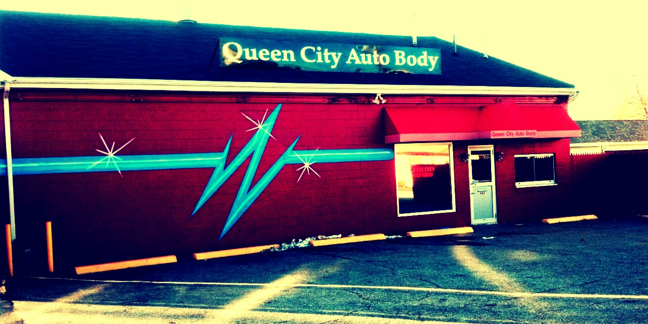 New Hampshire's Top Rated Local® Auto Shops Award Winner: Queen City Auto Body