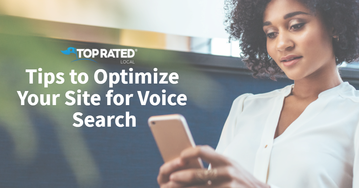 Tips to Optimize Your Site for Voice Search