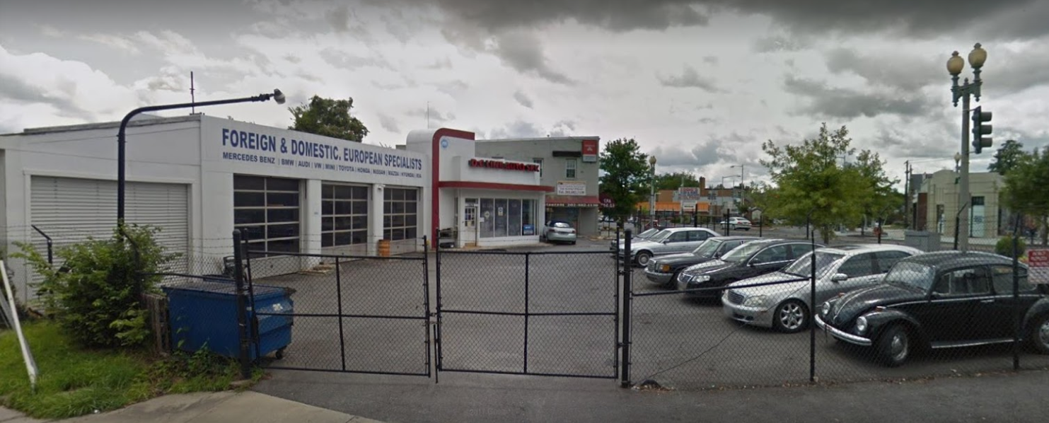 District of Columbia's Top Rated Local® Auto Shops Award Winner: District Line Auto Service
