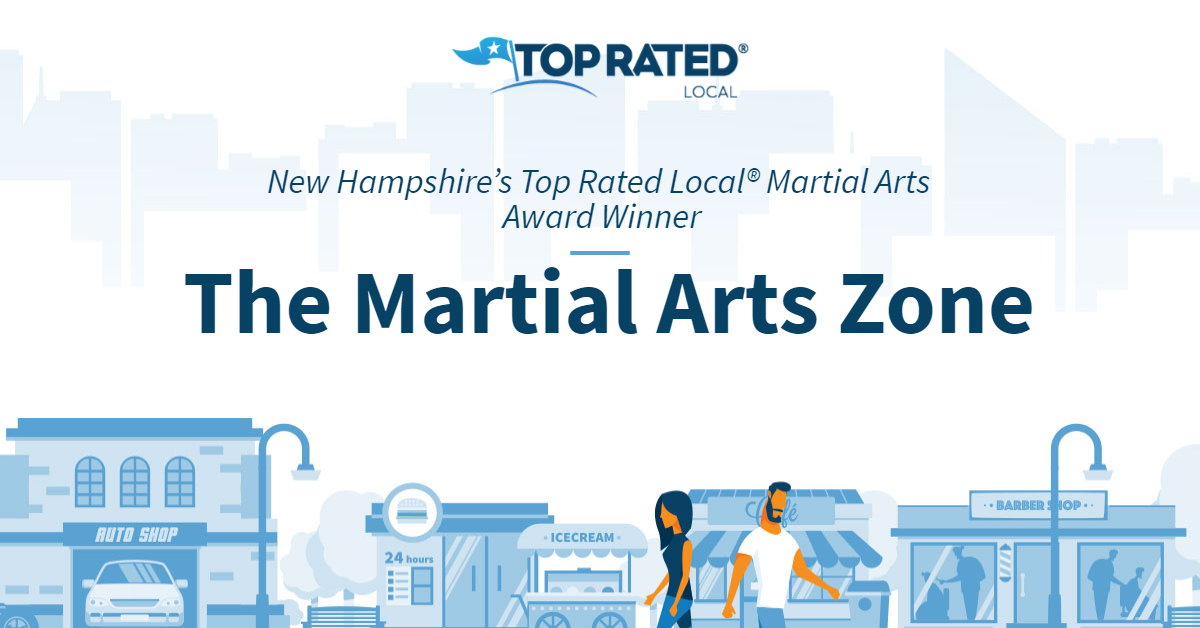 New Hampshire's Top Rated Local® Martial Arts Award Winner: The Martial Arts Zone