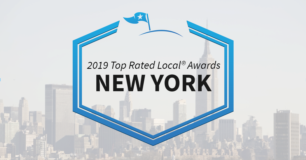 New York's Top Rated Local® Businesses: 2019