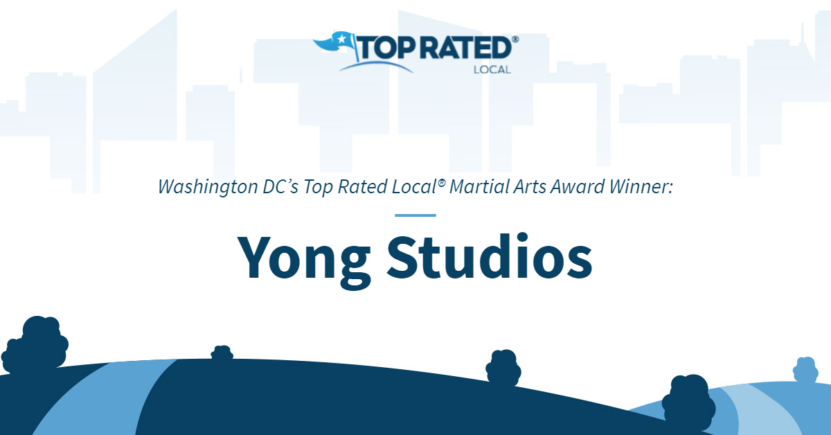 Washington DC's Top Rated Local® Martial Arts Award Winner: Yong Studios