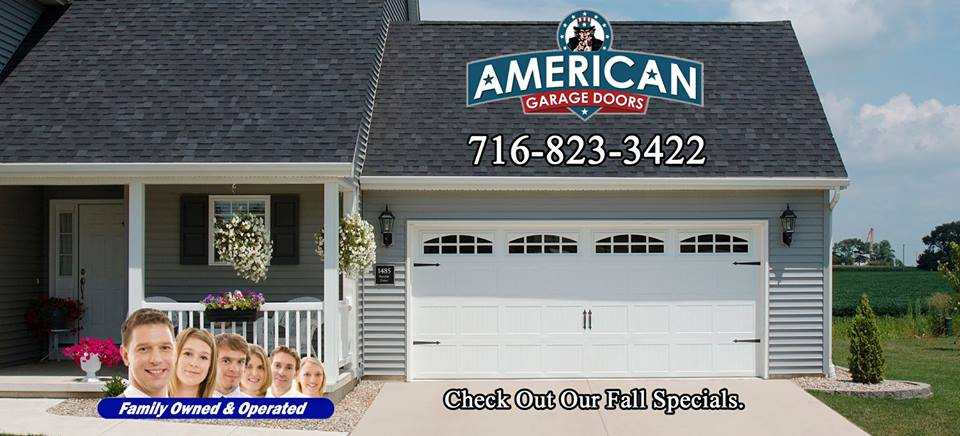 New York's Top Rated Local® Garage Door Contractors Award Winner: American Garage Door Inc