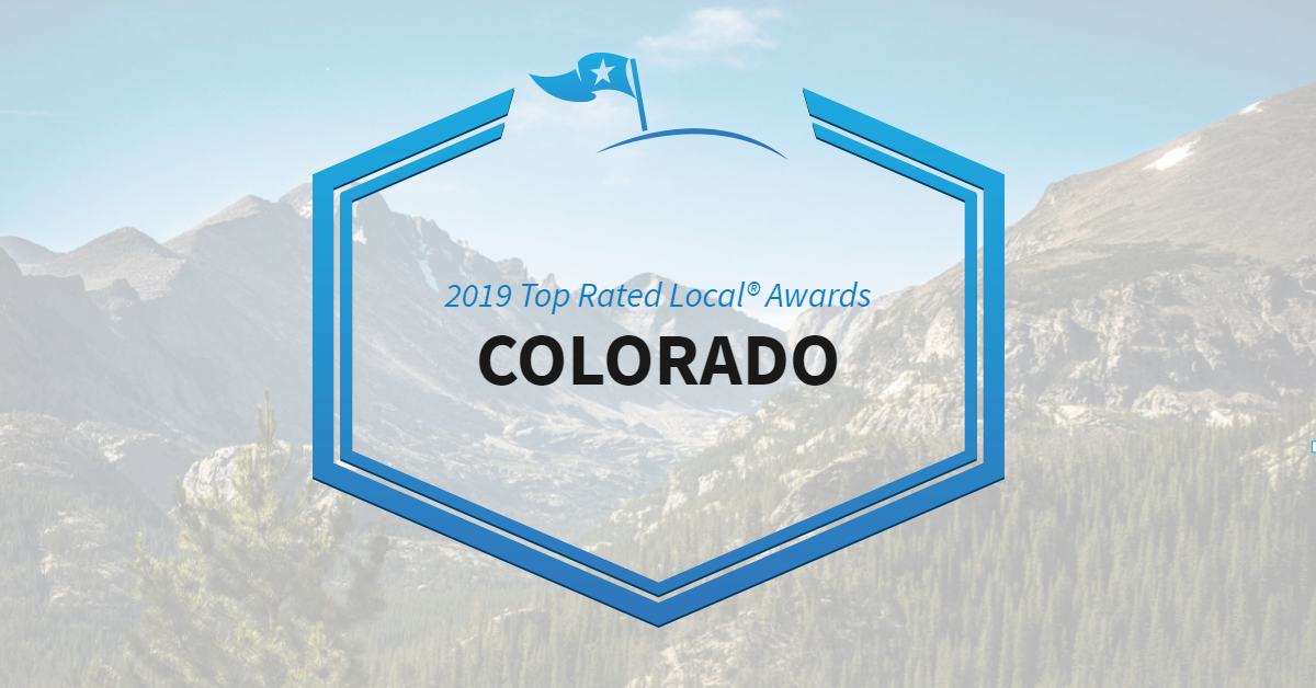 Colorado's Top Rated Local® Businesses: 2019