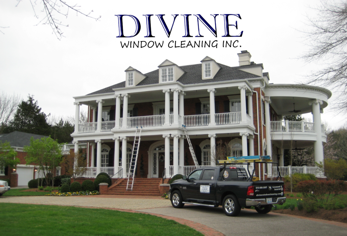 Tennessee's Top Rated Local® Window Cleaners Award Winner: Divine Window Cleaning