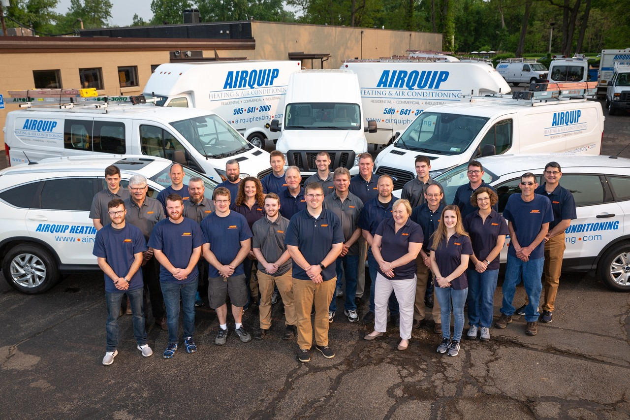 New York's Top Rated Local® HVAC/Heating & AC Award Winner: Airquip Heating & Air Conditioning