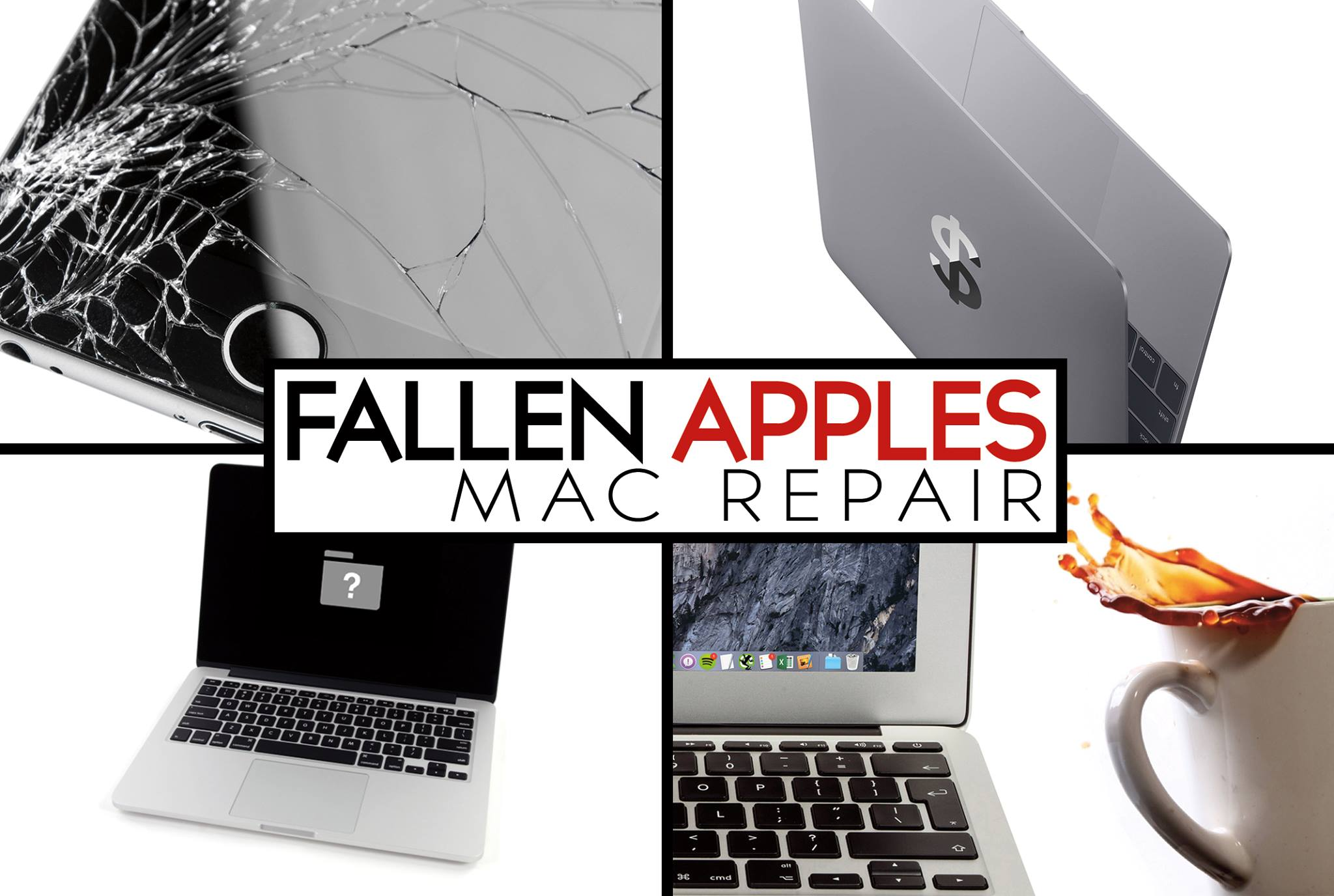 Colorado's Top Rated Local® Computer IT Services Award Winner: Fallen Apples Mac Repair