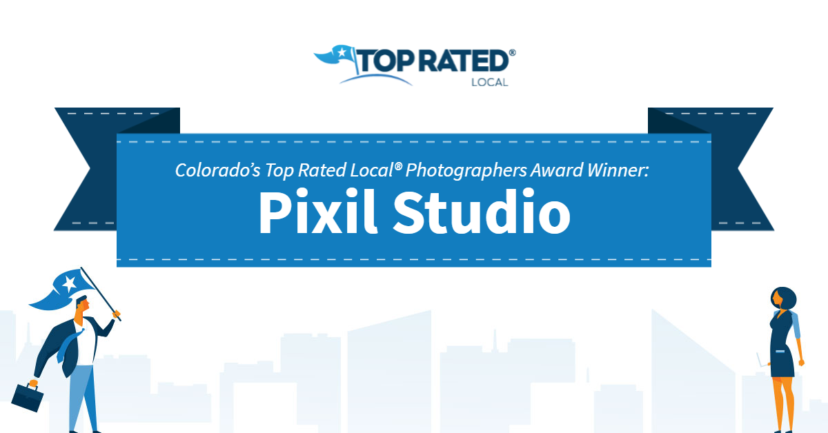 Colorado's Top Rated Local® Photographers Award Winner: Pixil Studio