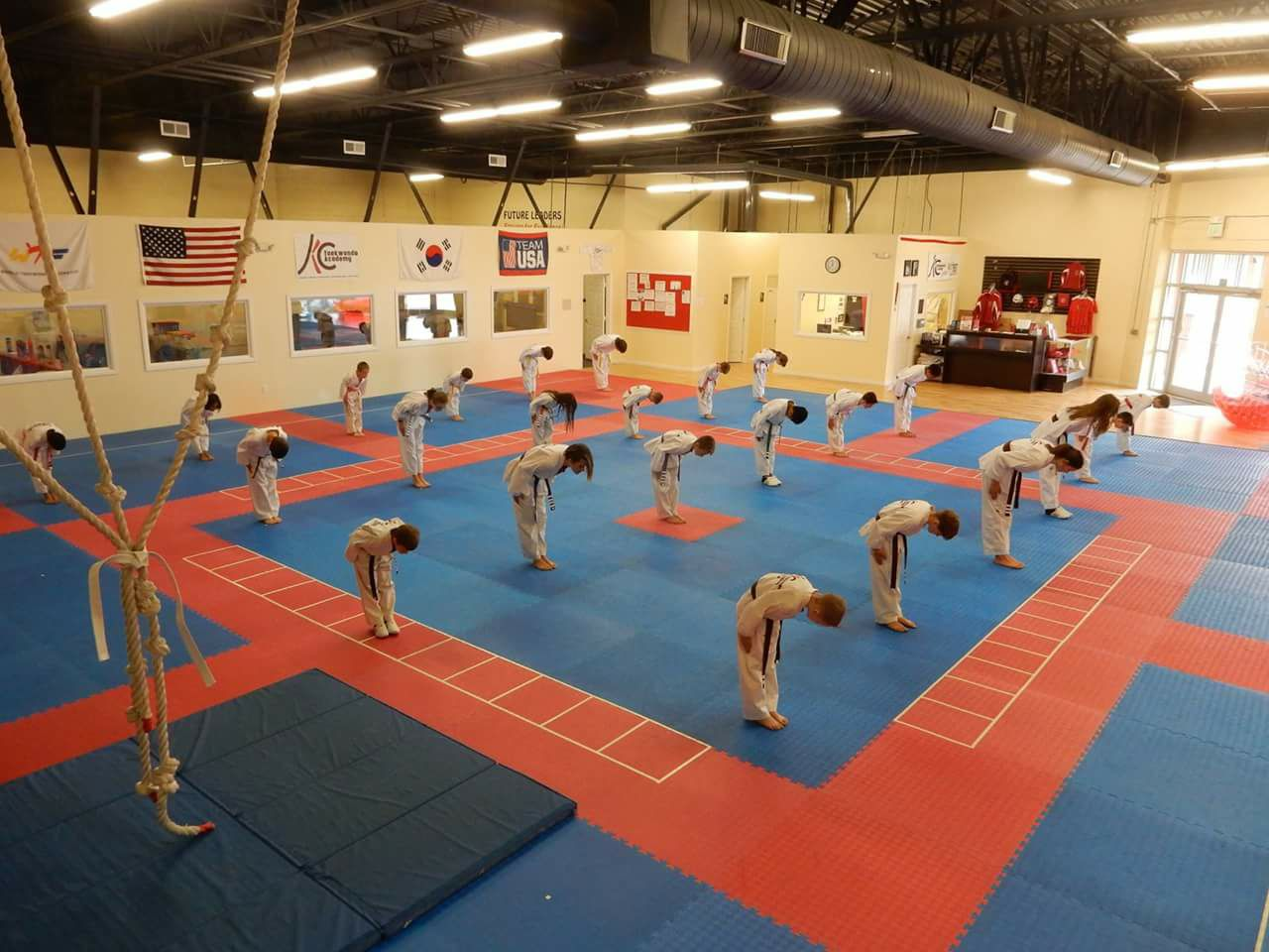 Colorado's Top Rated Local® Martial Arts Award Winner: Kim & Cam's Taekwondo Academy