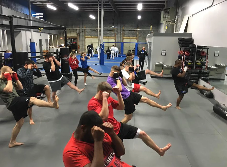 Maryland's Top Rated Local® Martial Arts Award Winner: Bowerhouse MMA