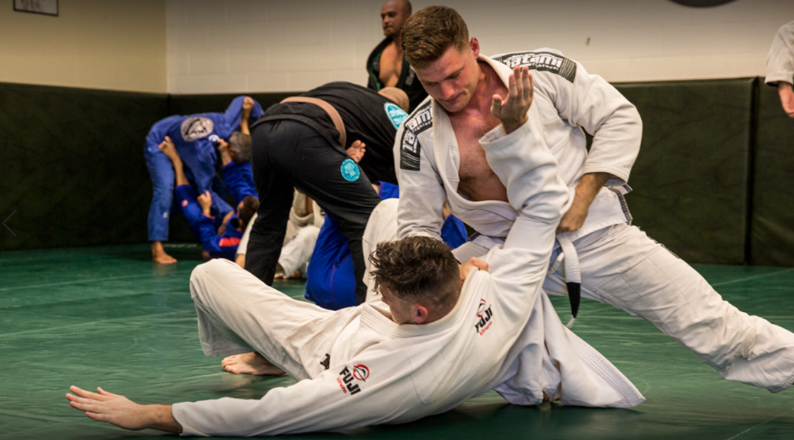 Hawaii's Top Rated Local® Martial Arts Award Winner: Gracie Jiu-Jitsu Kailua Academy