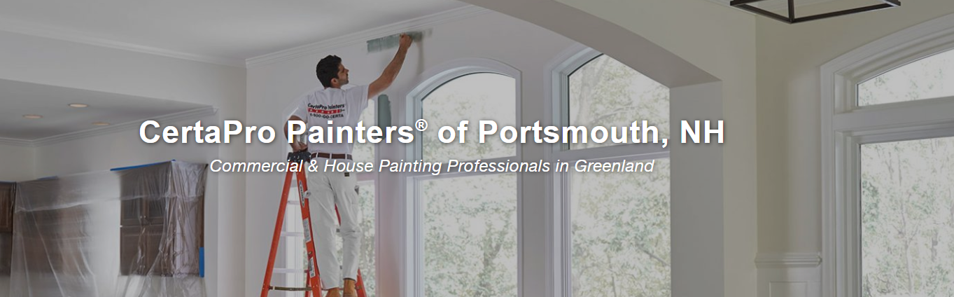 New Hampshire's Top Rated Local® Painting Contractors Award Winner: CertaPro Painters of Portsmouth, NH