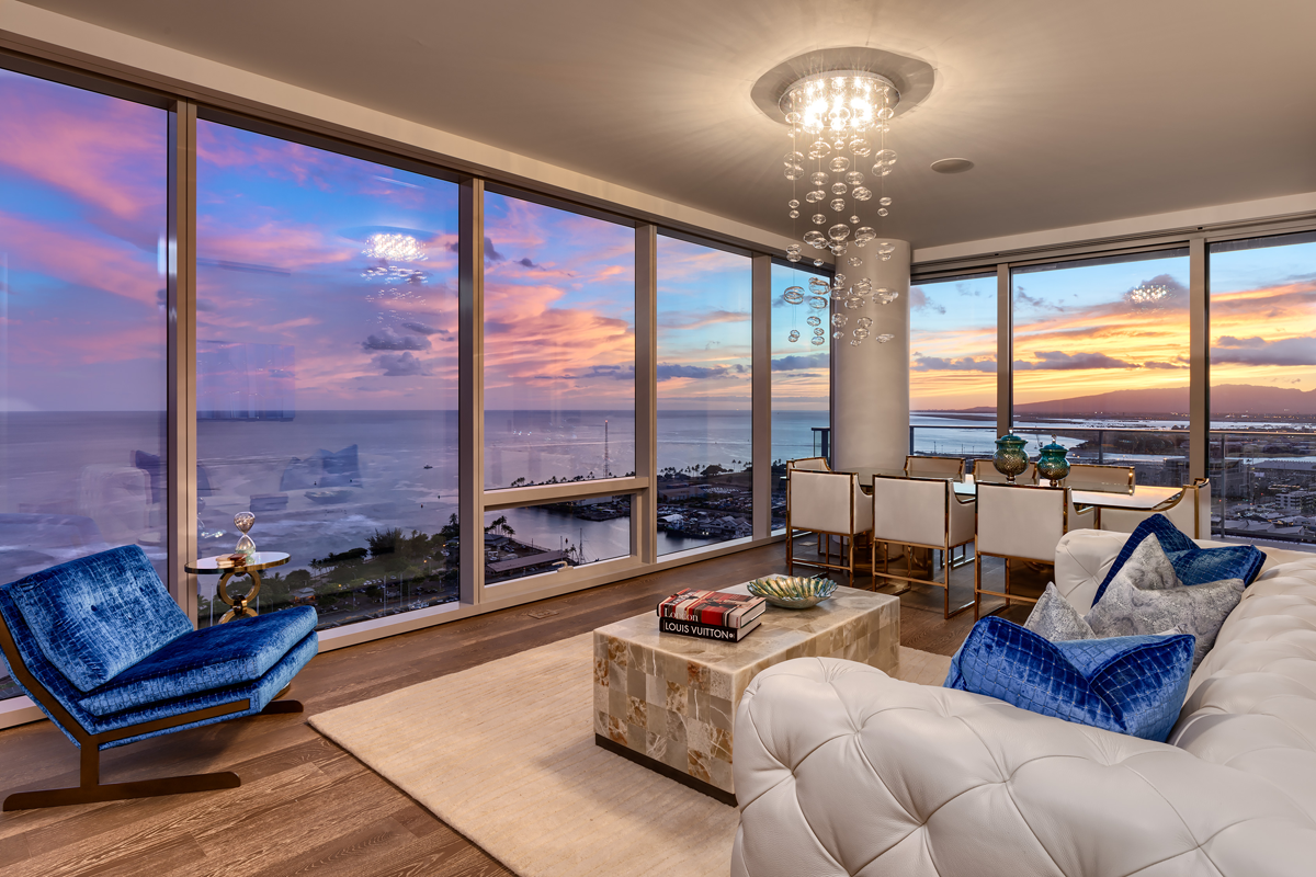 Hawaii's Top Rated Local® Interior Designers Award Winner: CIH Design