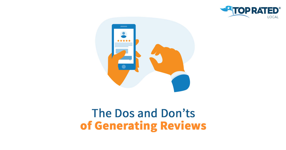 The Dos and Don'ts of Generating Reviews