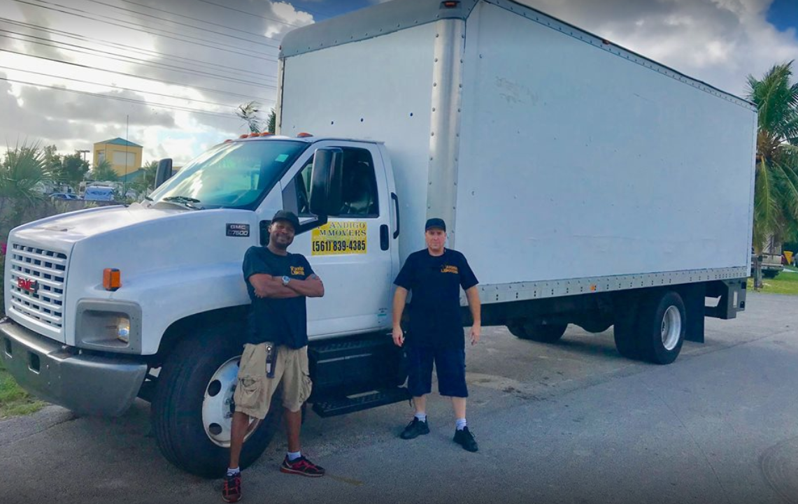 Florida's Top Rated Local® Moving Service Companies Award Winner: Andigo Movers LLC