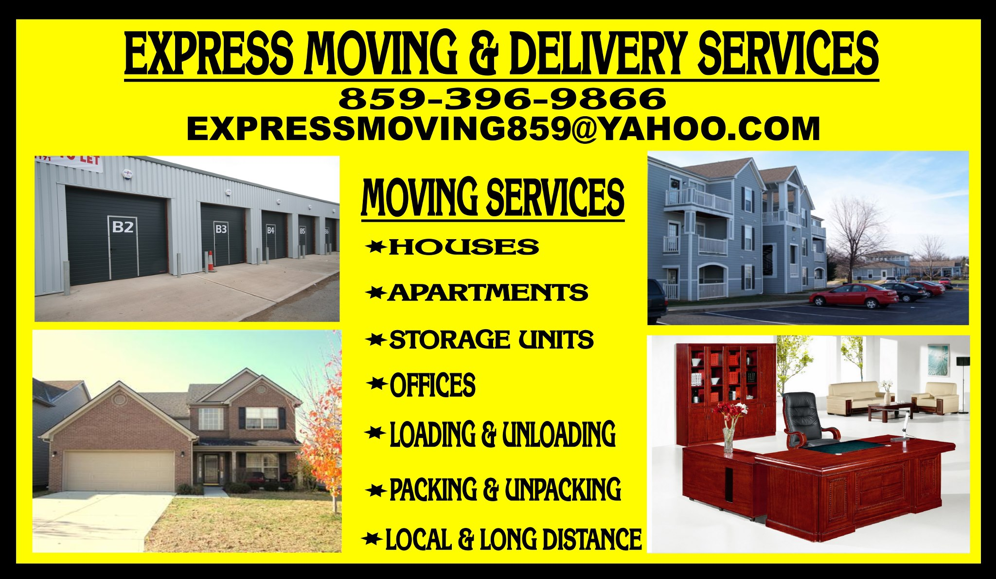 Kentucky's Top Rated Local® Moving Service Companies Award Winner: Express Moving & Delivery Services