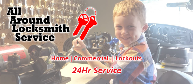 Kentucky's Top Rated Local® Locksmiths Award Winner: All Around Locksmith