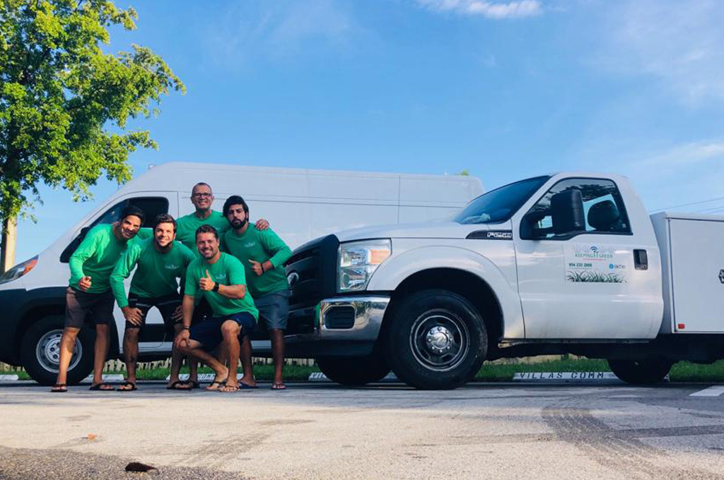 Florida's Top Rated Local® Lawn Care Companies Award Winner: Keeping it Green