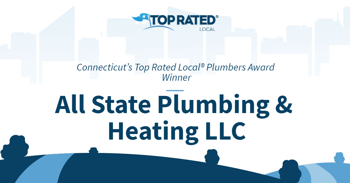 Connecticut's Top Rated Local® Plumbers Award Winner: All State Plumbing & Heating LLC