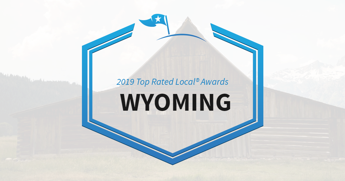 Wyoming's Top Rated Local® Businesses: 2019