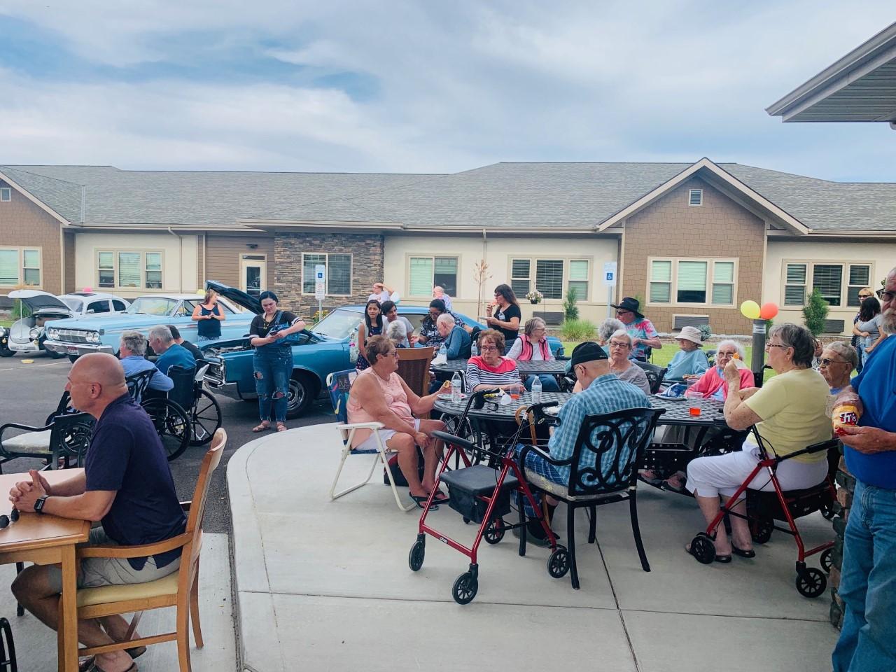 Idaho's Top Rated Local® Senior Living Communities Award Winner: The Canyons Retirement Community