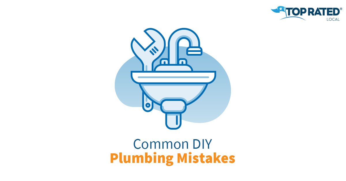 Common DIY Plumbing Mistakes