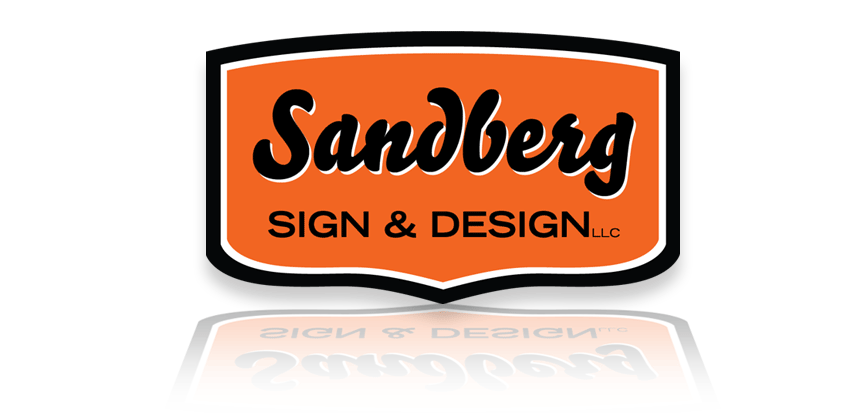 Utah's Top Rated Local® Sign Companies Award Winner: Sandberg Sign