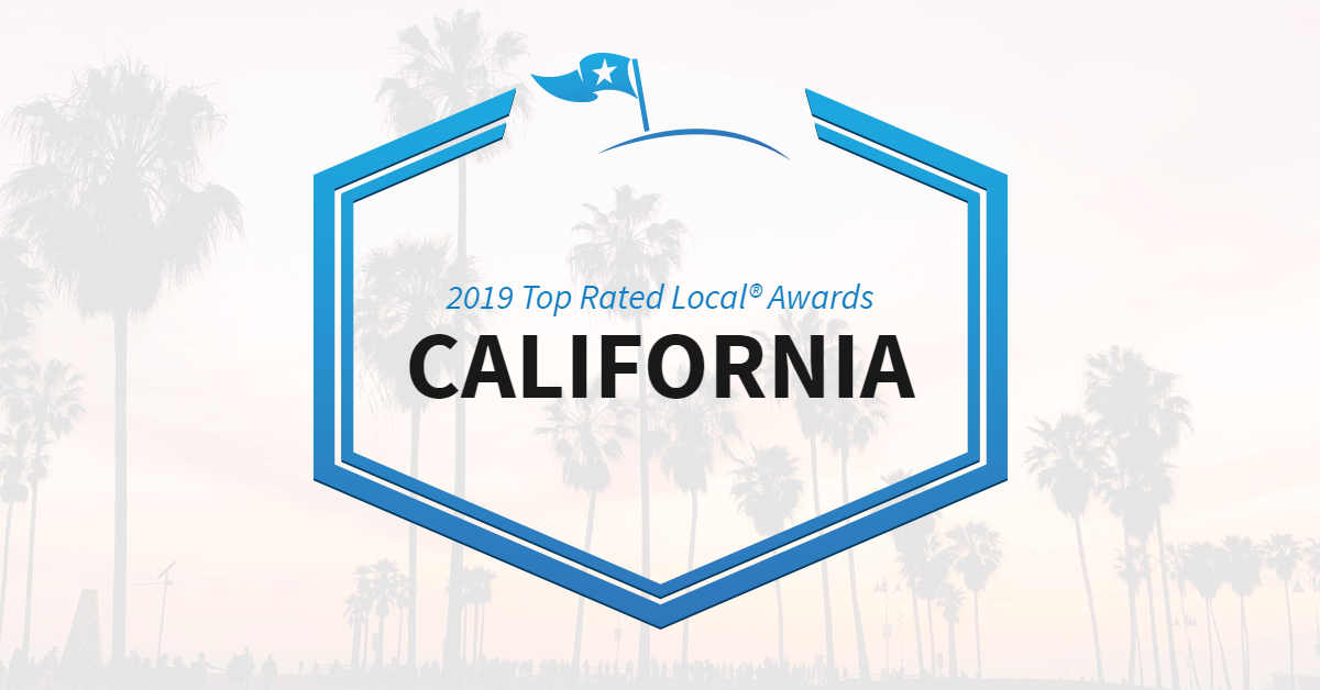 California's Top Rated Local® Businesses: 2019