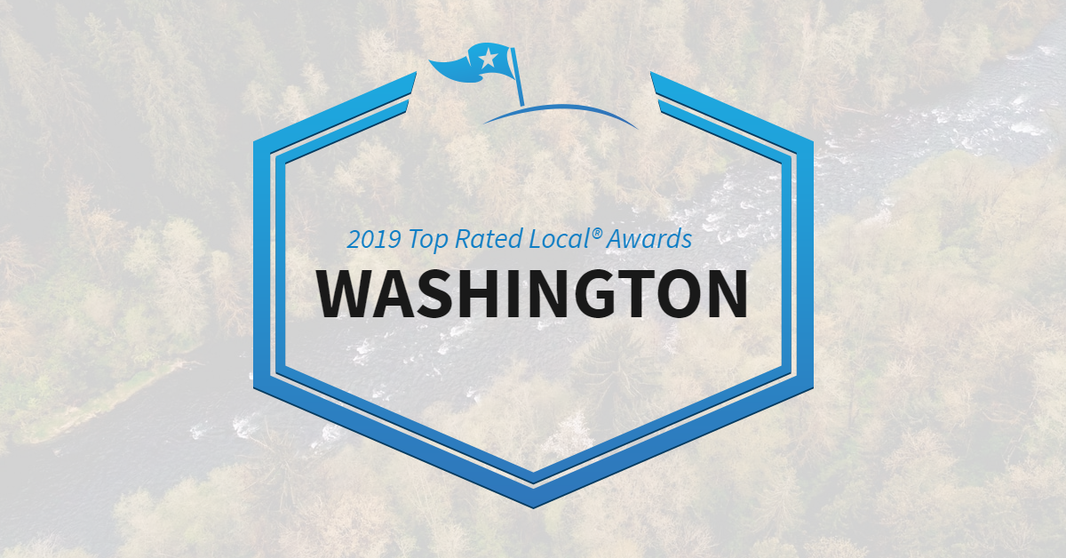 Washington's Top Rated Local® Businesses: 2019