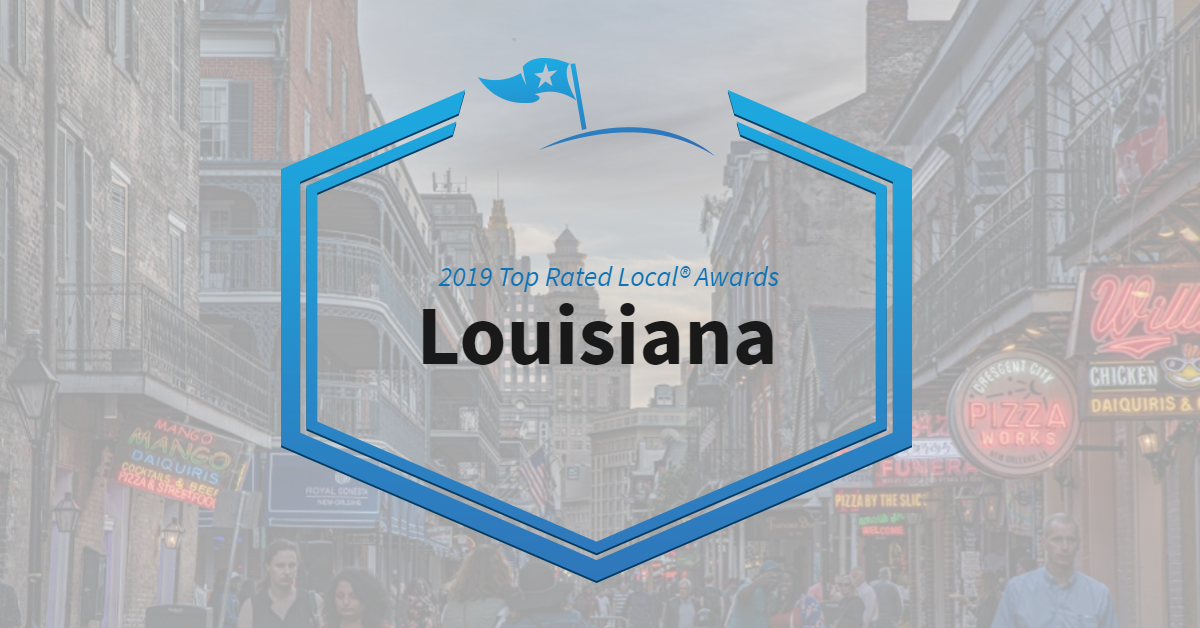 Louisiana's Top Rated Local® Businesses: 2019
