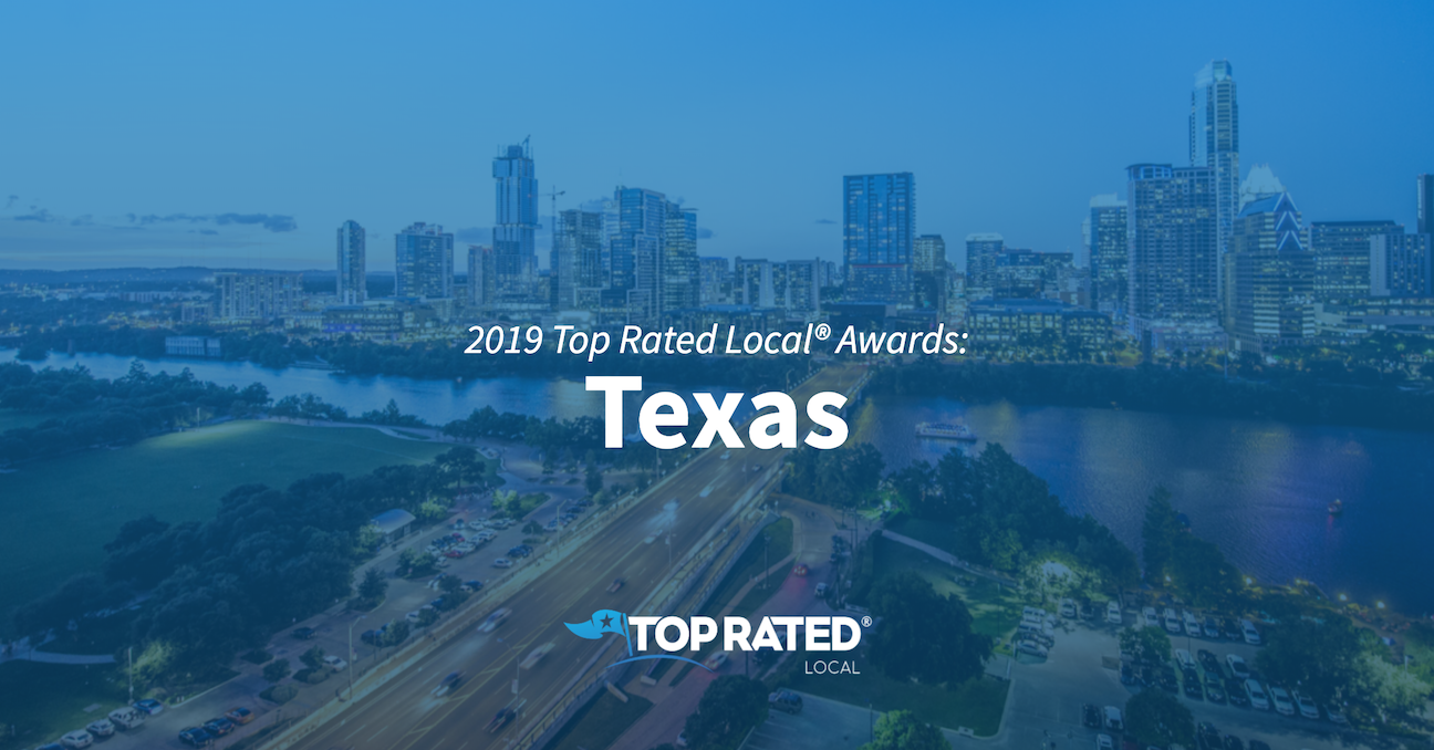 Texas' Top Rated Local® Businesses: 2019