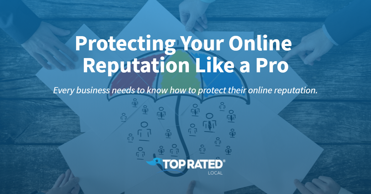 Protecting Your Online Reputation Like a Pro