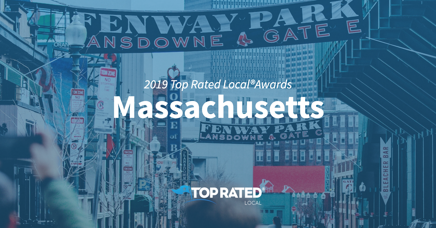 Massachusetts' Top Rated Local® Businesses: 2019