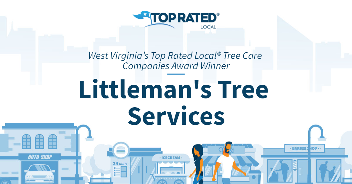 West Virginia's Top Rated Local® Tree Care Companies Award Winner: Littleman's Tree Services