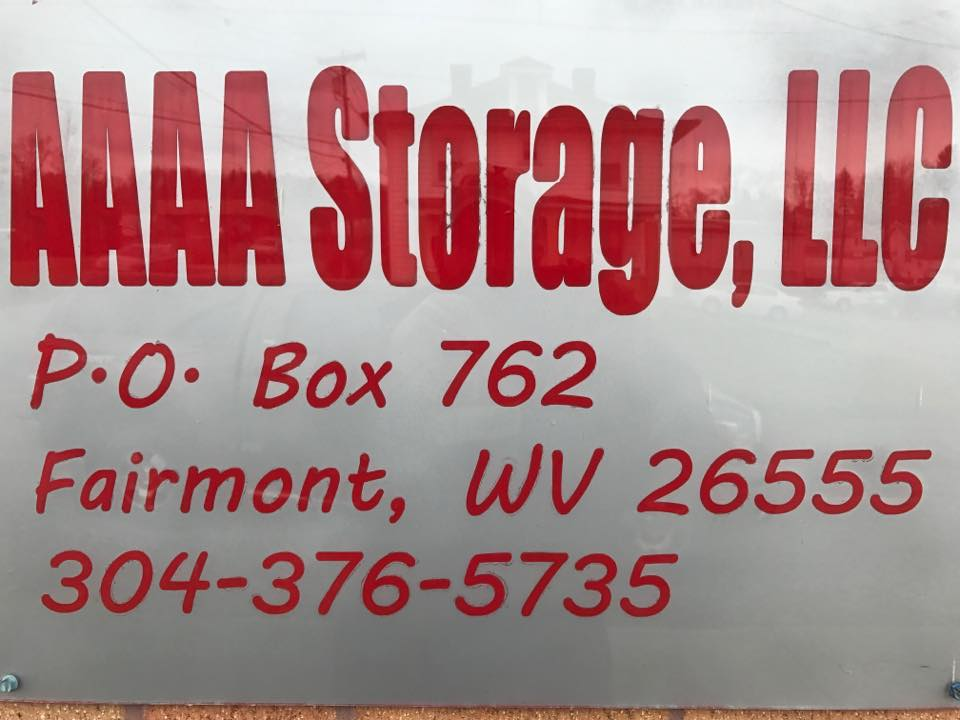 West Virginia's Top Rated Local® Self Storage Centers Award Winner: AAAA Storage, LLC