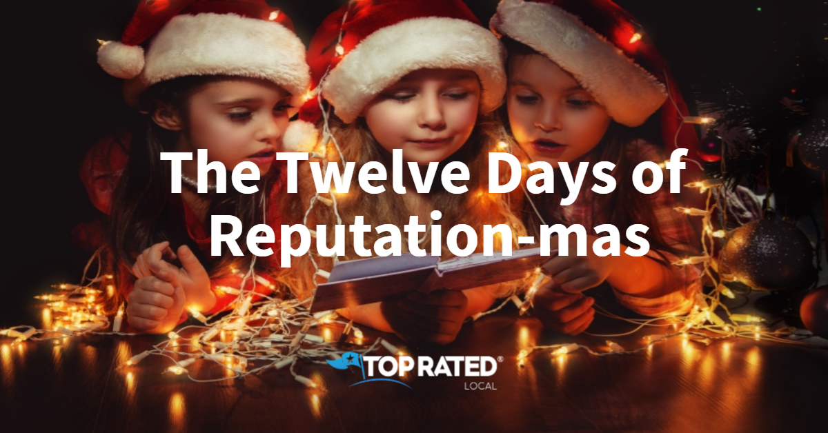 The Twelve Days of Reputation-mas