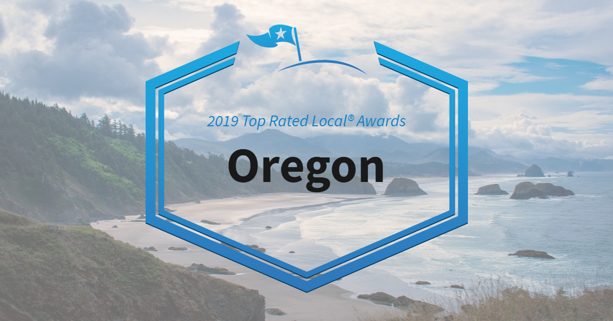 Oregon's Top Rated Local® Businesses: 2019
