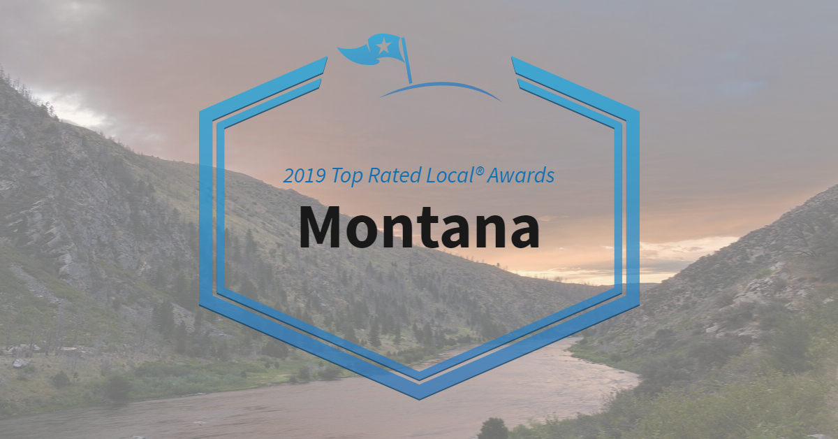 Montana's Top Rated Local® Businesses: 2019