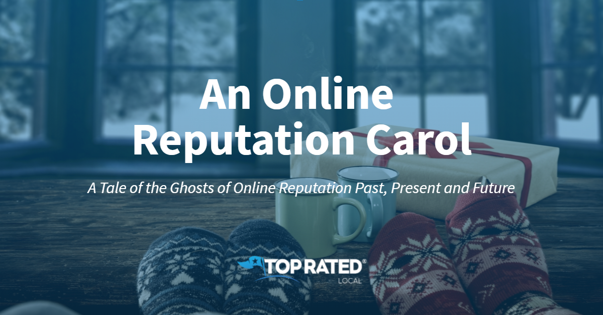 An Online Reputation Carol