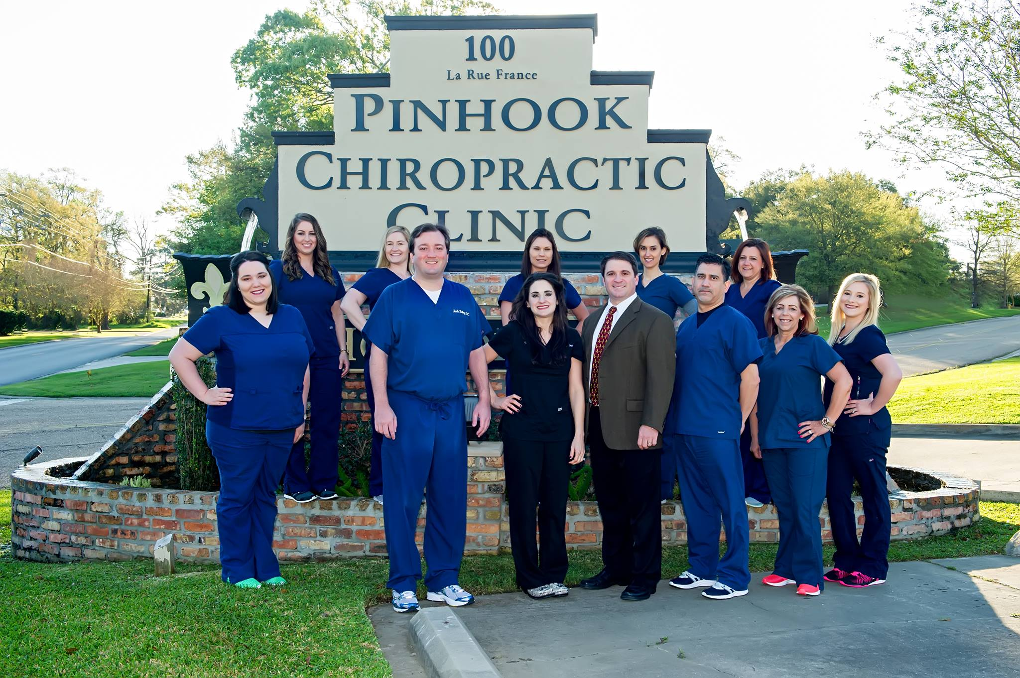 Louisiana's Top Rated Local® Chiropractors Award Winner: Pinhook Chiropractic Clinic