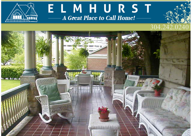 West Virginia's Top Rated Local® Senior Living Communities Award Winner: Elmhurst House Of Friendship