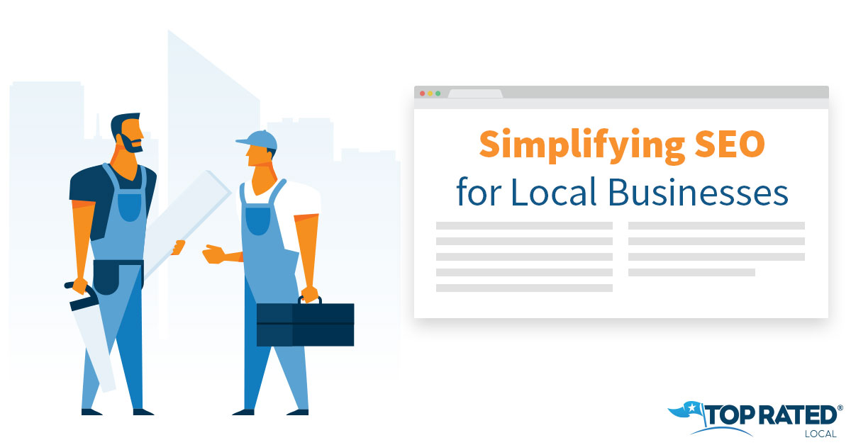 Simplifying SEO for Local Businesses