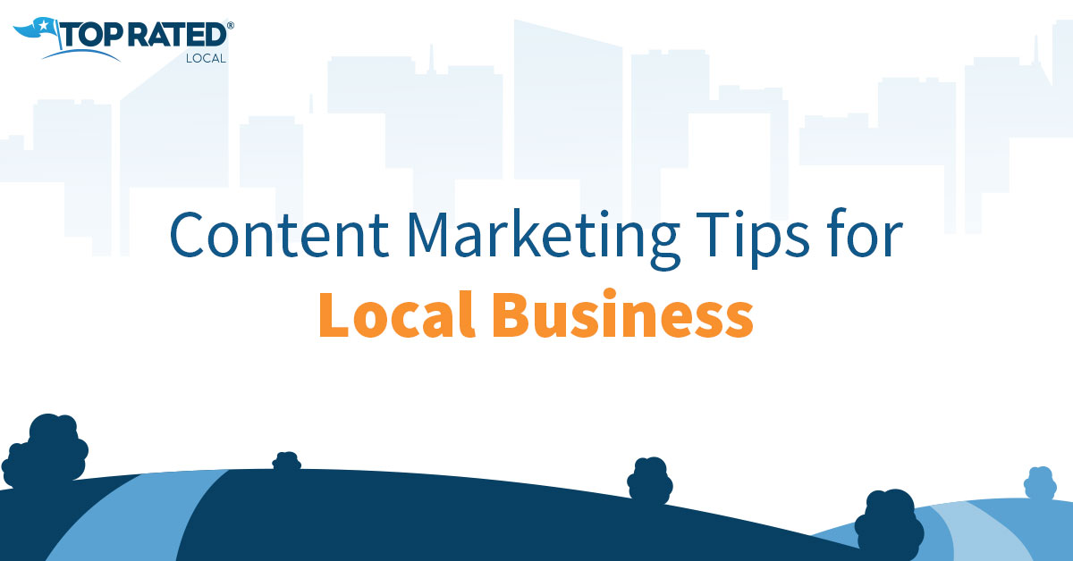 Content Marketing Tips for Local Businesses