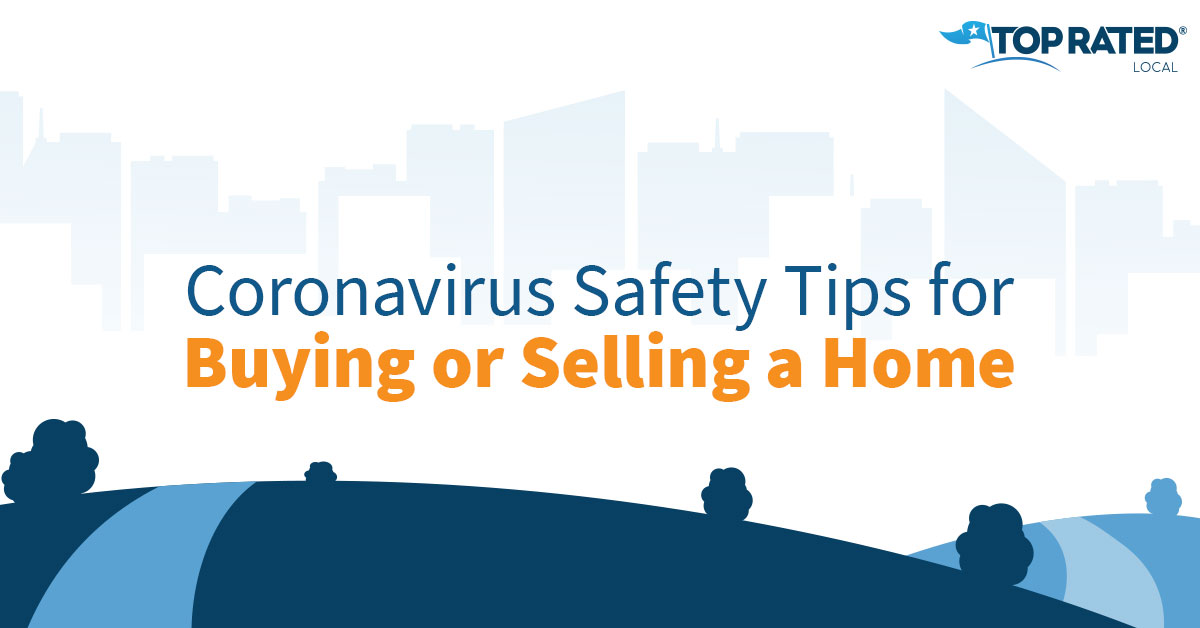 Coronavirus Safety Tips for Buying or Selling a Home