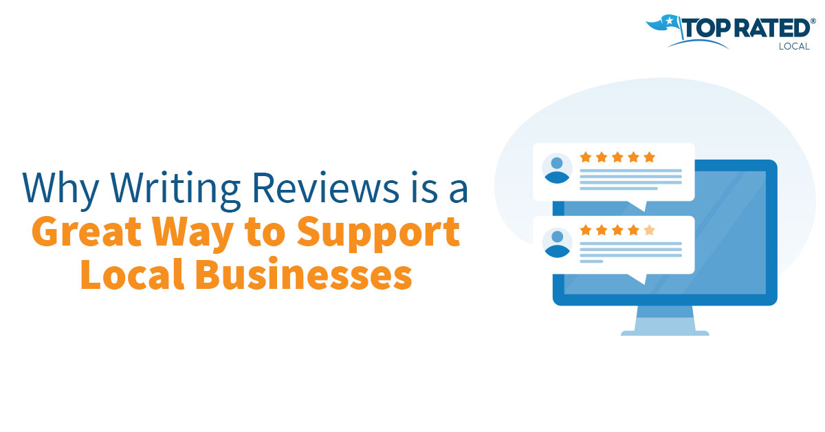 Why Writing Reviews is a Great Way to Support Local Businesses